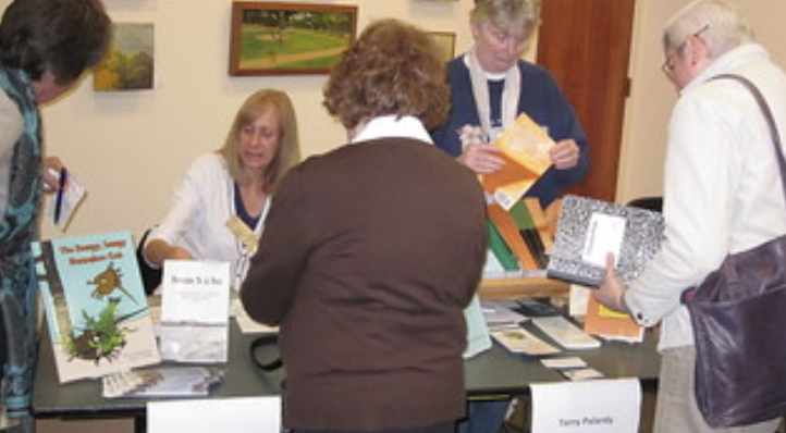Great Turnout for the November Author Signing Event