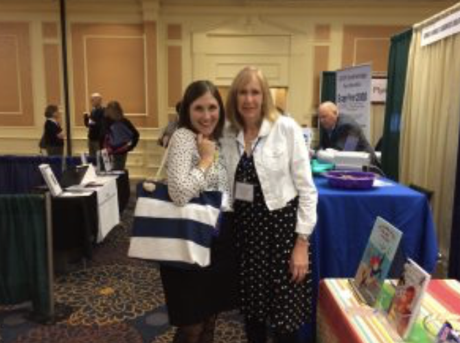 Great Experience at the New England Library Association 2016 Conference