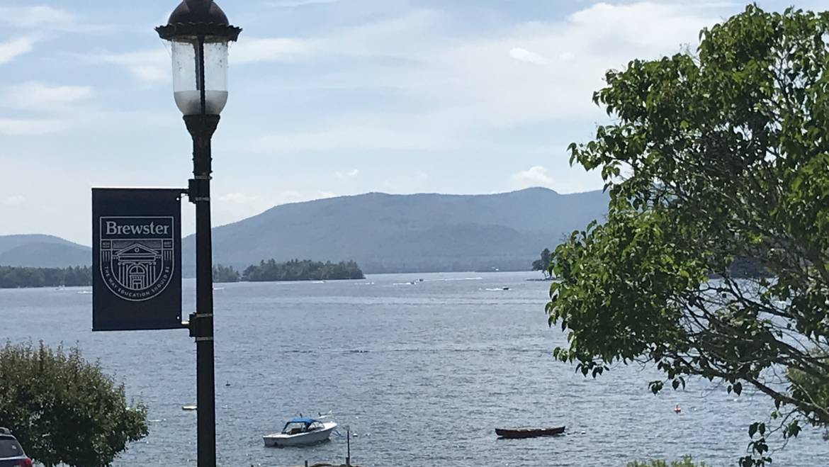 Hot Time at Brewster Academy in Wolfeboro, NH